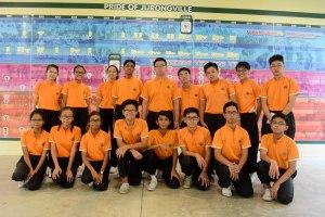 Secondary 2 Cadets, 2014
